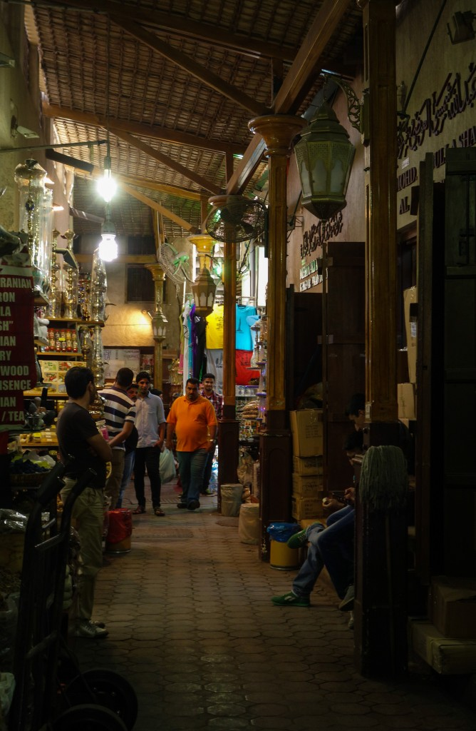Vieux Dubaï, Culture à Dubaï