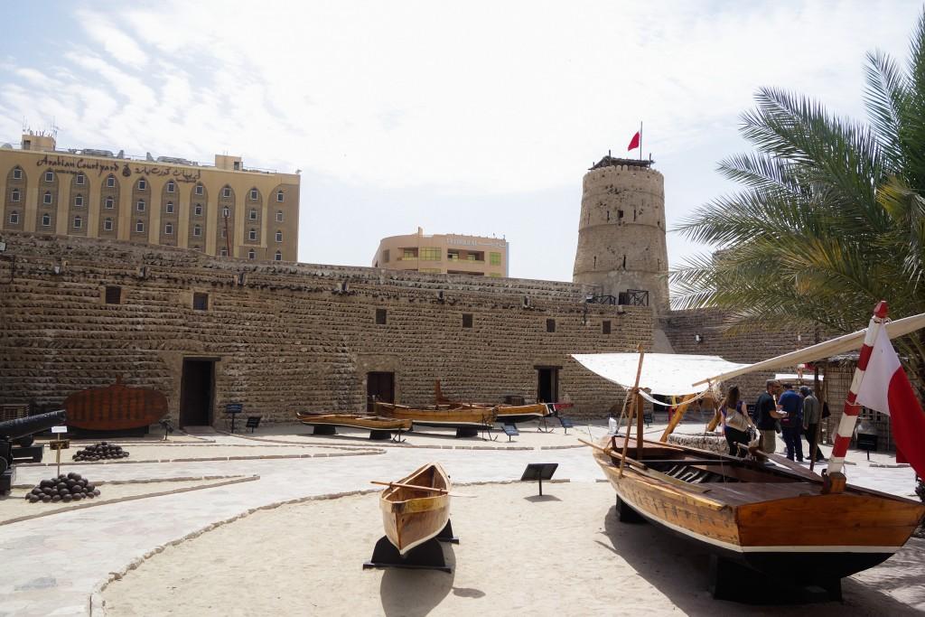 Musée de Dubaï, Culture à Dubaï