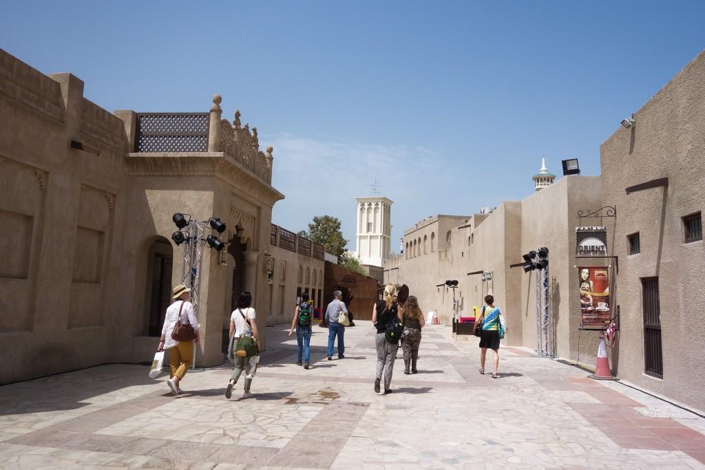 Quartier Batsakiya, Culture à Dubaï