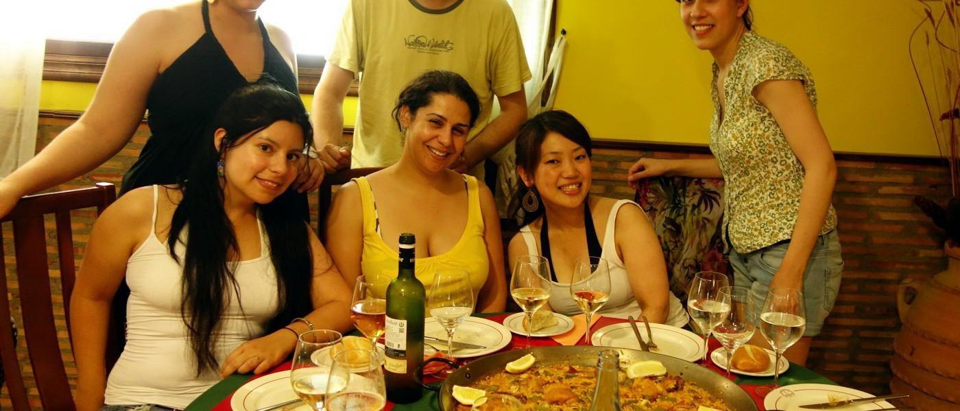 L'amitié, apprendre un langue en voyage