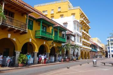 Carthagène des Indes, voyage en Colombie