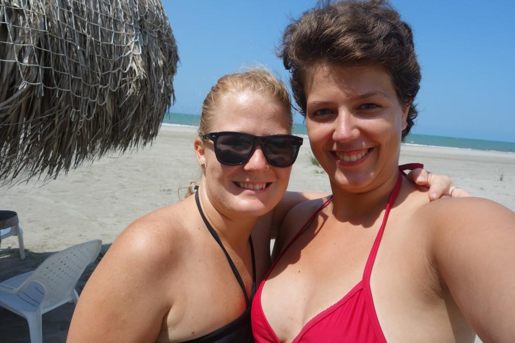 Entre amis à Carthagène des Indes, voyage en Colombie