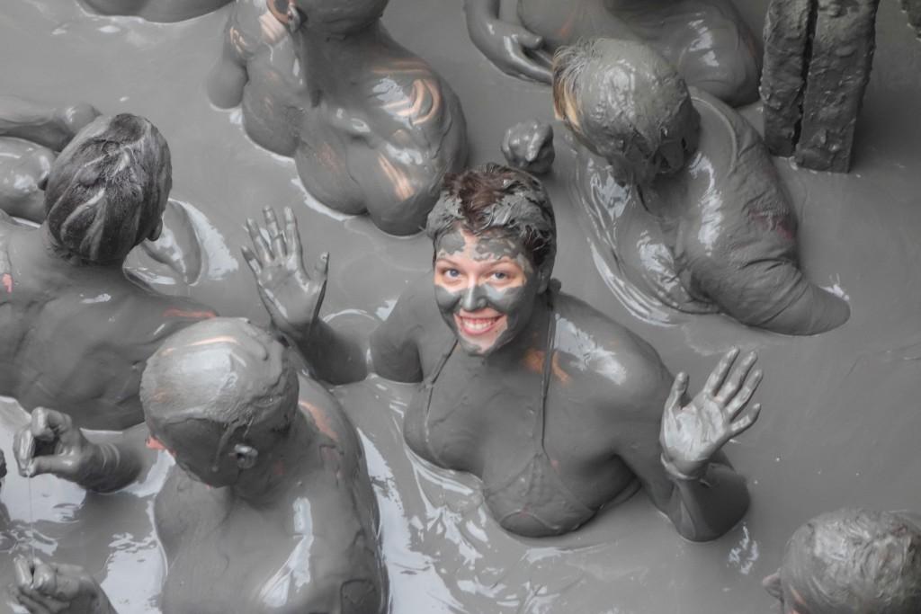 Dans le volcan de boue, voyage en Colombie, Carthagène des Indes