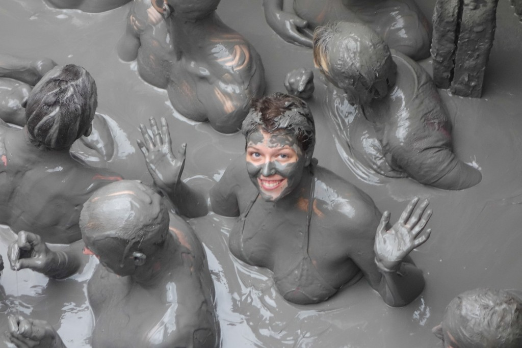 Dans le volcan de boue, voyage en Colombie