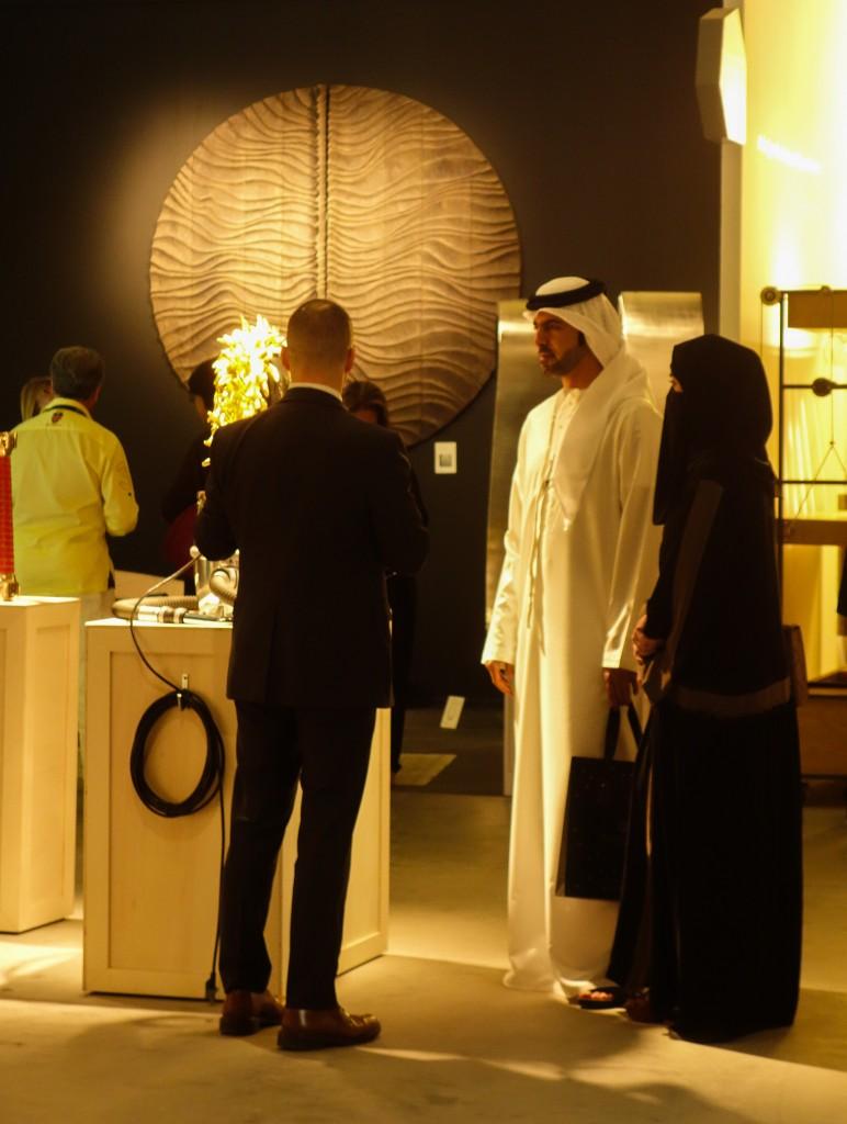 Mélange culturel à Dubaï