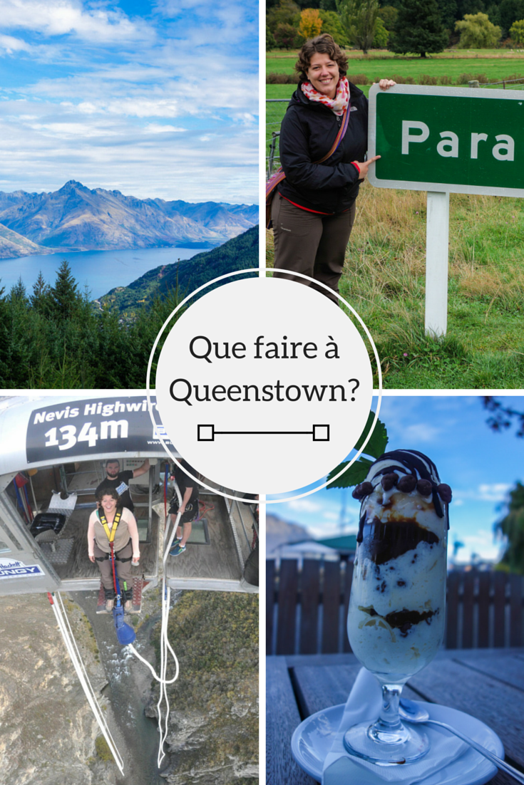 Que faire à Queenstown?