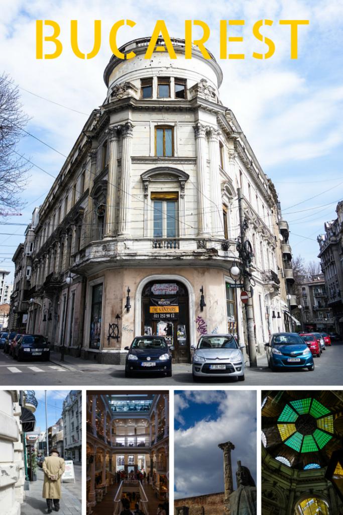 Bucarest, une ville à découvrir absolument en Europe