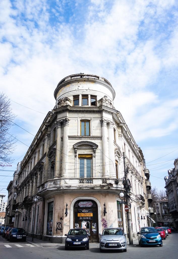 Capitale de la Roumanie, Bucarest, architecture