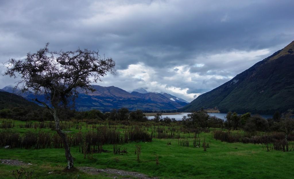 Queenstown Nouvelle-Zélande, bienvenue au Paradis