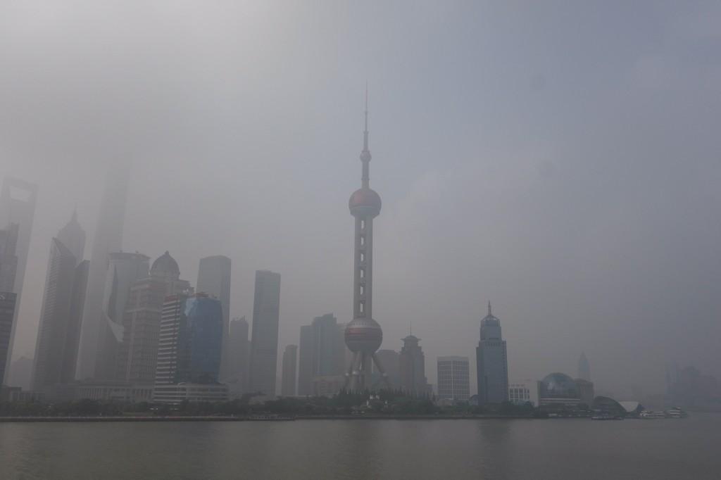 Voyage en Chine: Bund
