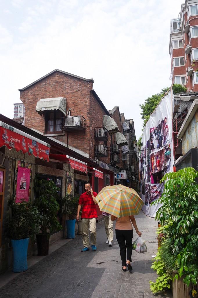 Voyage en Chine Tianzifang