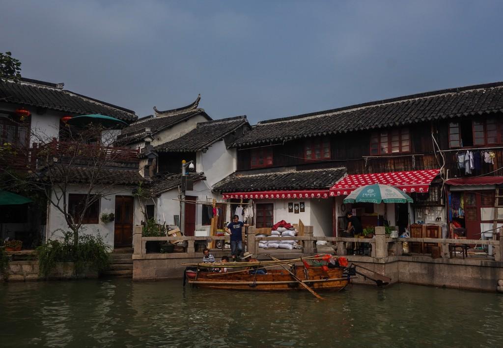 Voyage en Chine: Zhujiajio