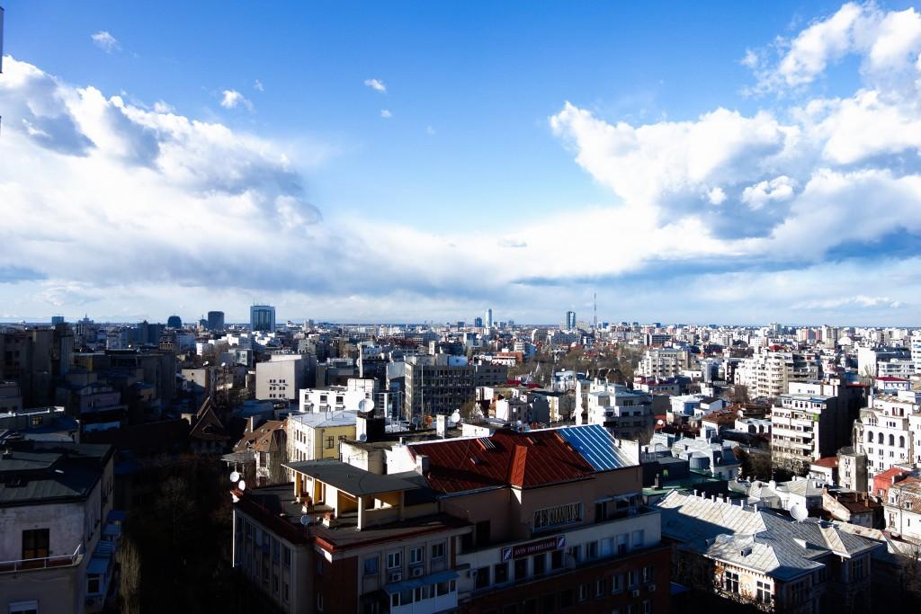 Capitale de la Roumanie, Bucarest