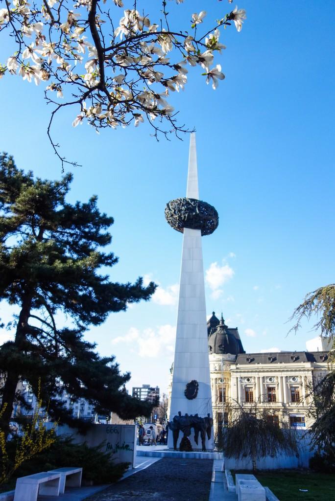 Place de la Révolution, Bucarest