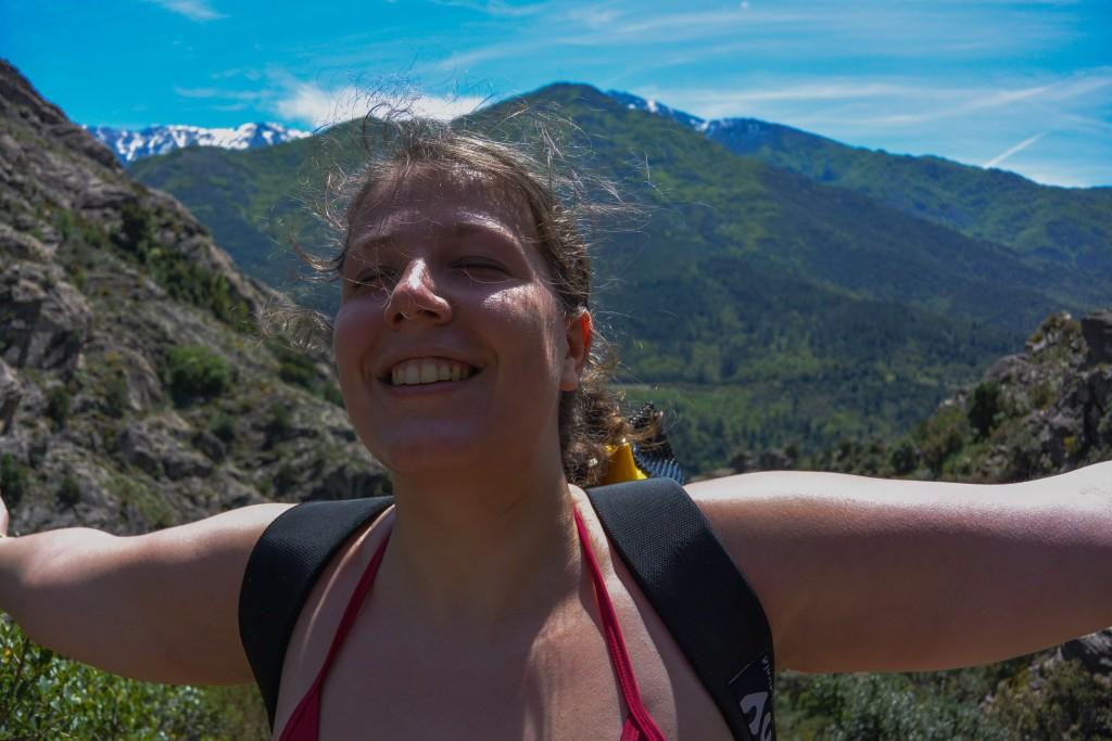 Voyage corse, canyoning dans les montagnes corses
