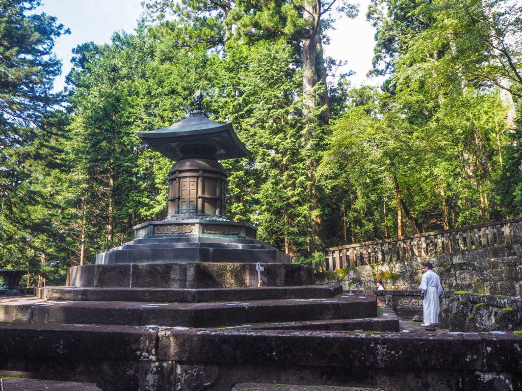 Moment de paix et de sérénité à Nikko