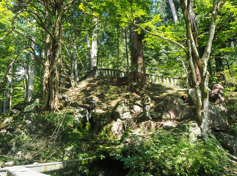 La nature au coeur de la spiritualité au Japon