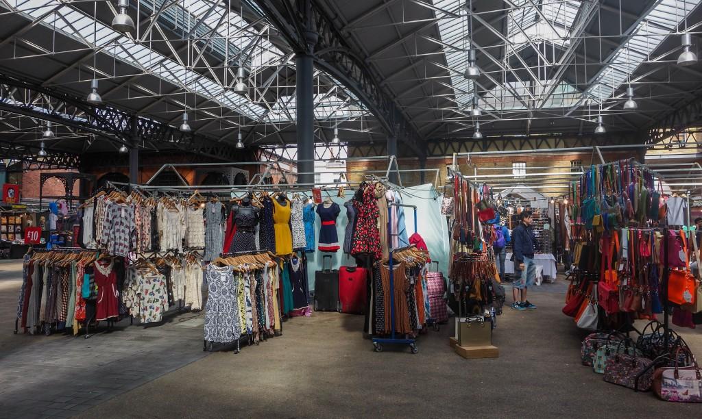 Spitafields market, Londres pas cher sans se priver