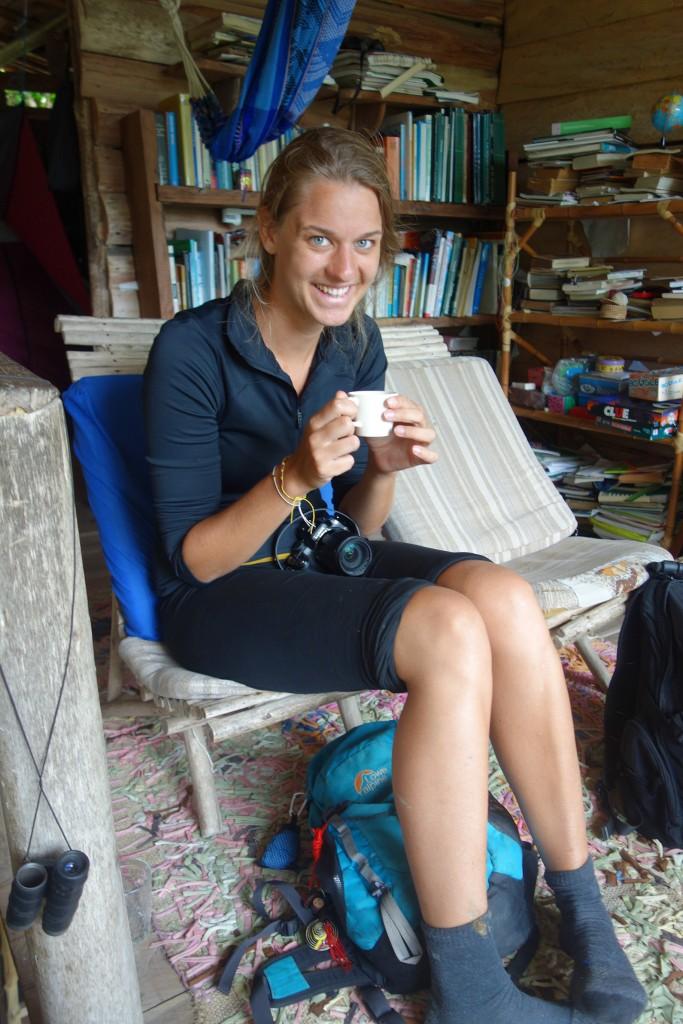 Salento, voyage en Colombie, Dégustation de café