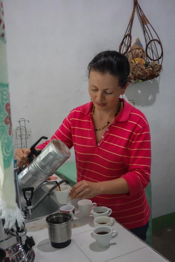 Salento, voyage en Colombie, Sacha Mama