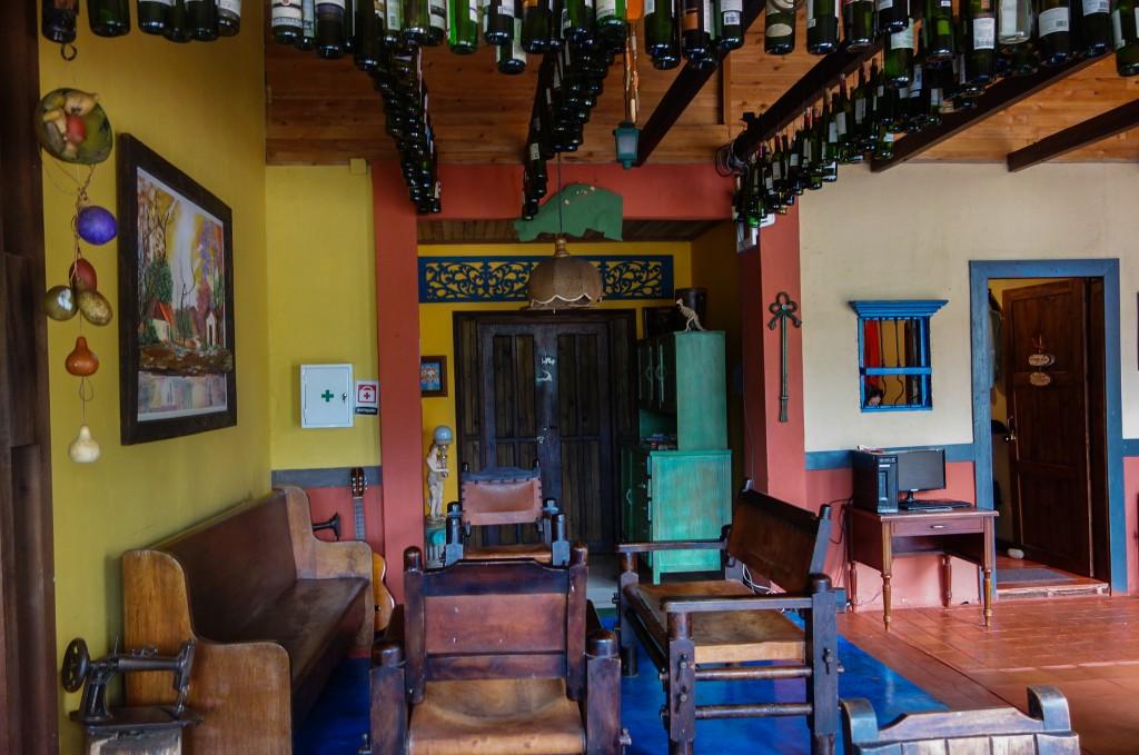 Salento, voyage en Colombie, La Serrana