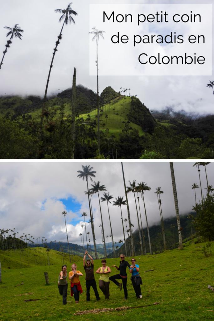 Mon petit coin de paradis en Colombie, Salento