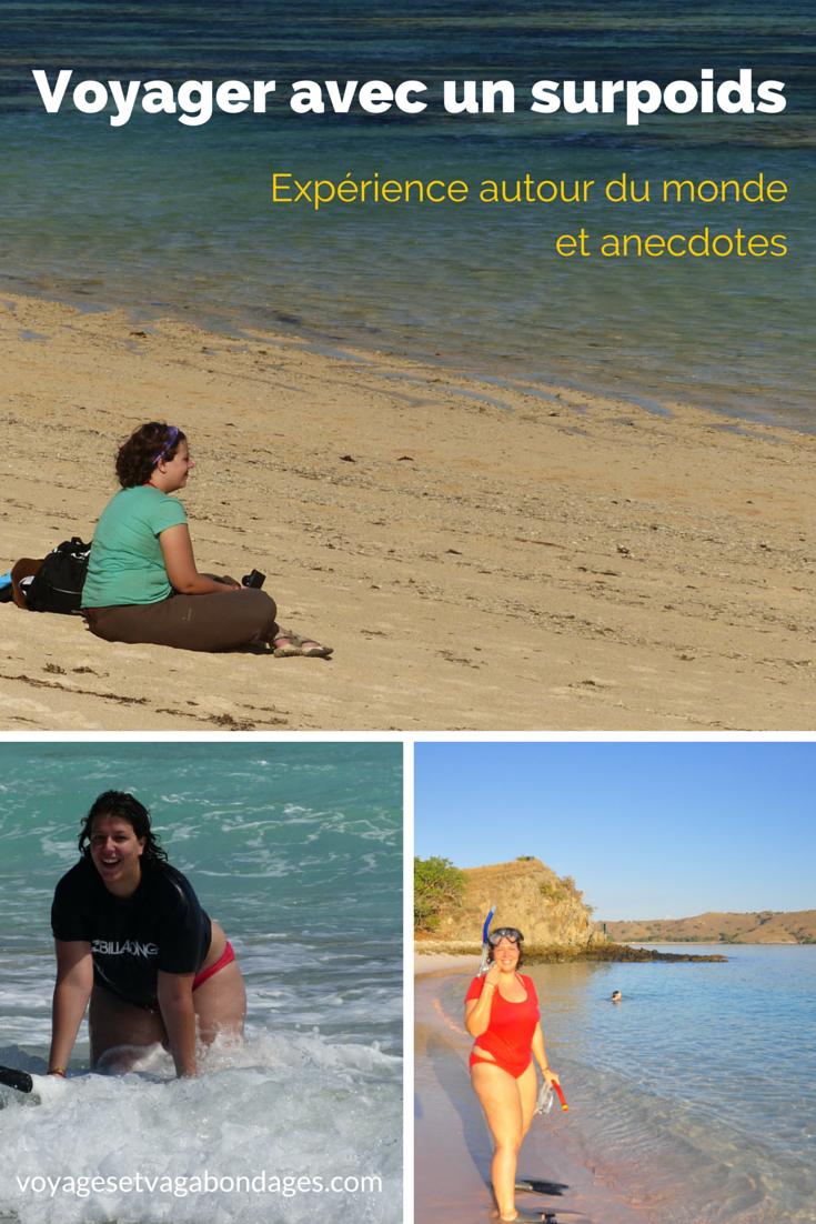 Voyager avec un surpoids, expérience et anecdotes autour du monde, Voyages et Vagabondages