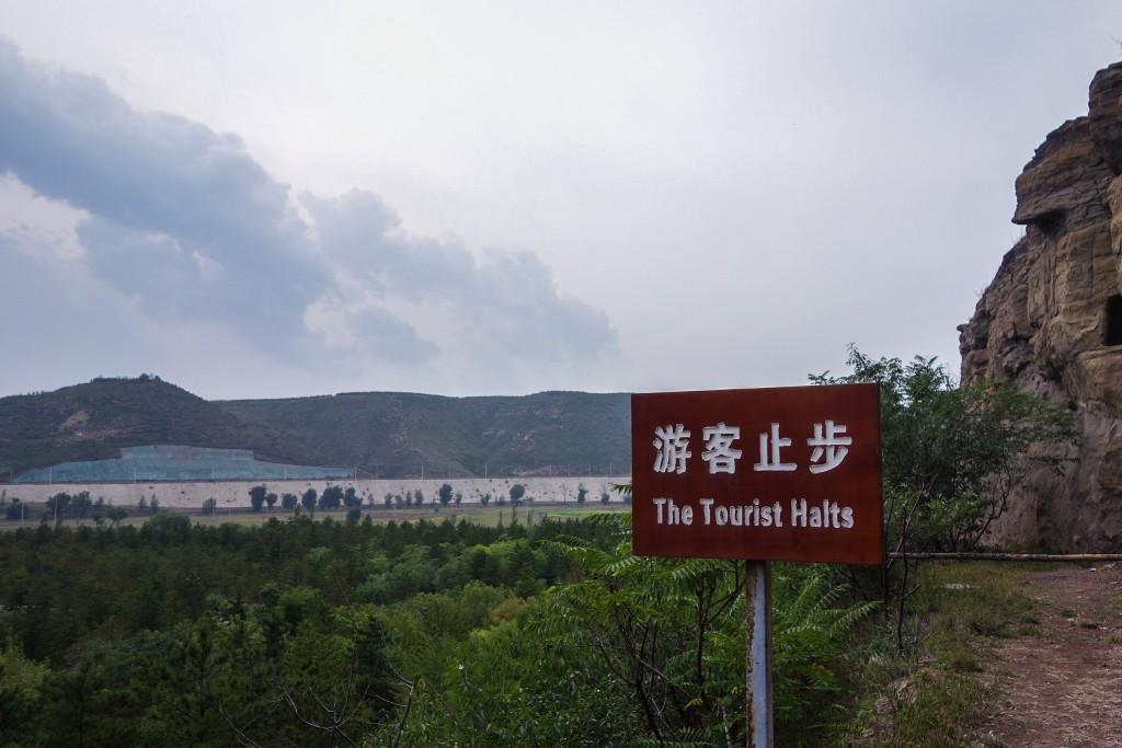 Grottes de Yungang, Chine, Voyages et Vagabondages