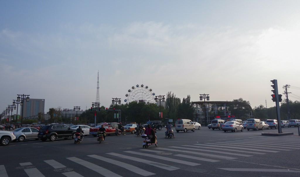 Datong, Chine, Voyages et Vagabondages