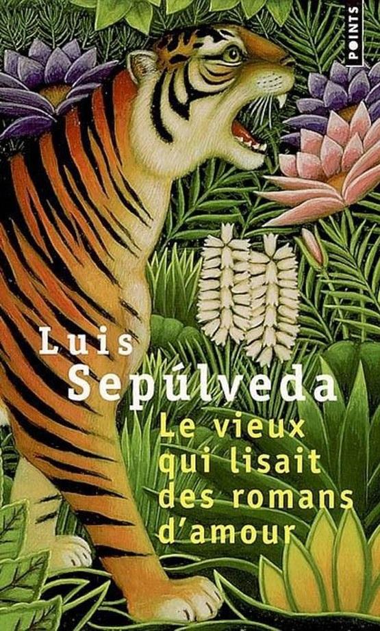 Sepulveda - Le vieux qui lisait des romans d'amour, Challenge Destination Chili chez Voyages et Vagabondages