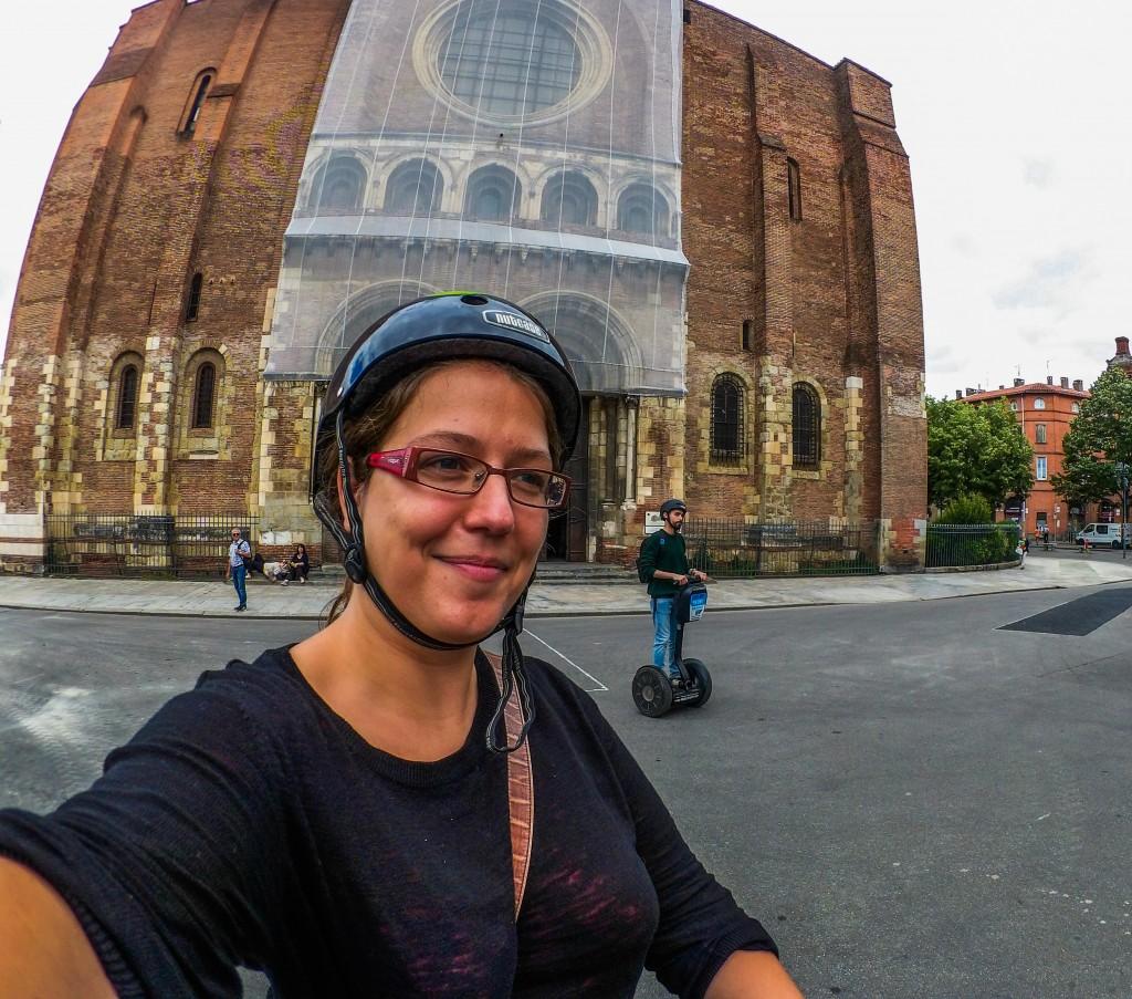 Visiter Toulouse en Segway