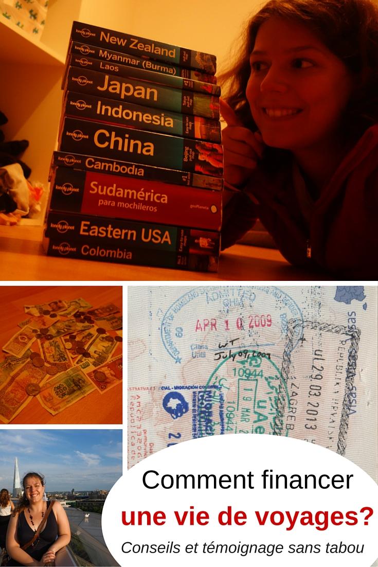Comment financer une vie de voyages (1)