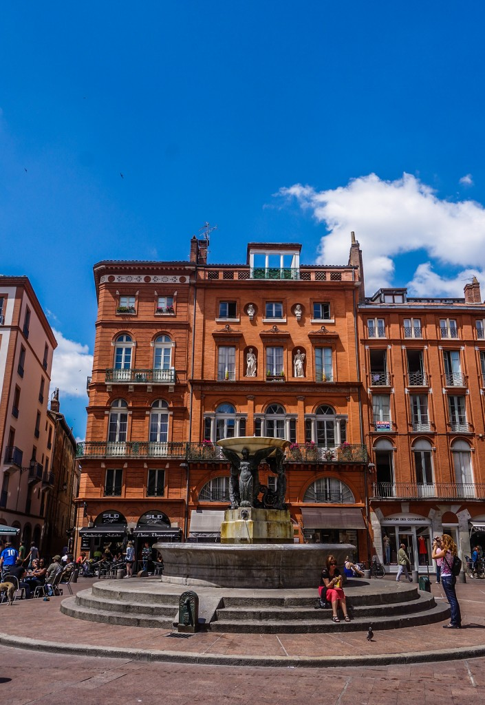 Visiter Toulouse en images, un récit photographique par Voyages et Vagabondages