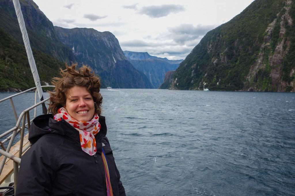 En route vers Milford Sound, Nouvelle-Zélande, par Voyages et Vagabondages