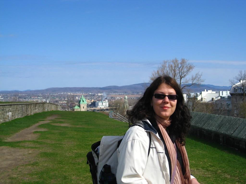 Un week-end à Québec au Canada