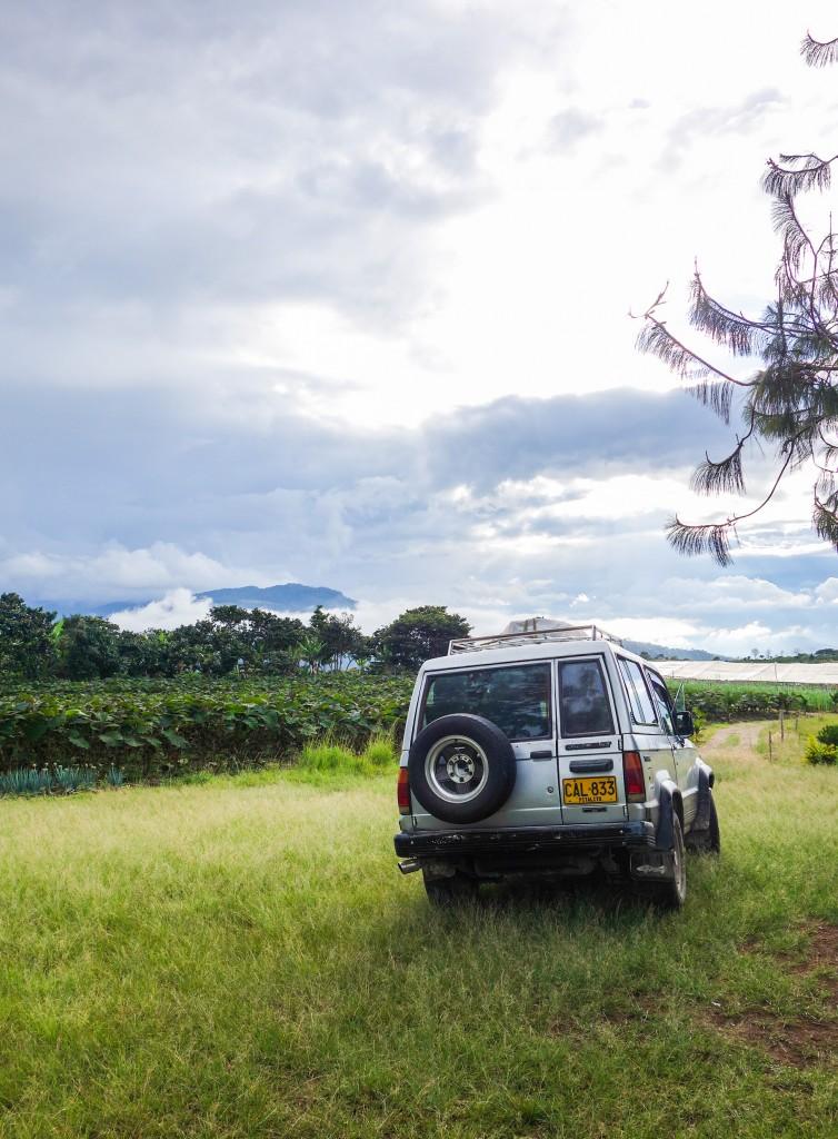 Découvrez San Agustin en jeep