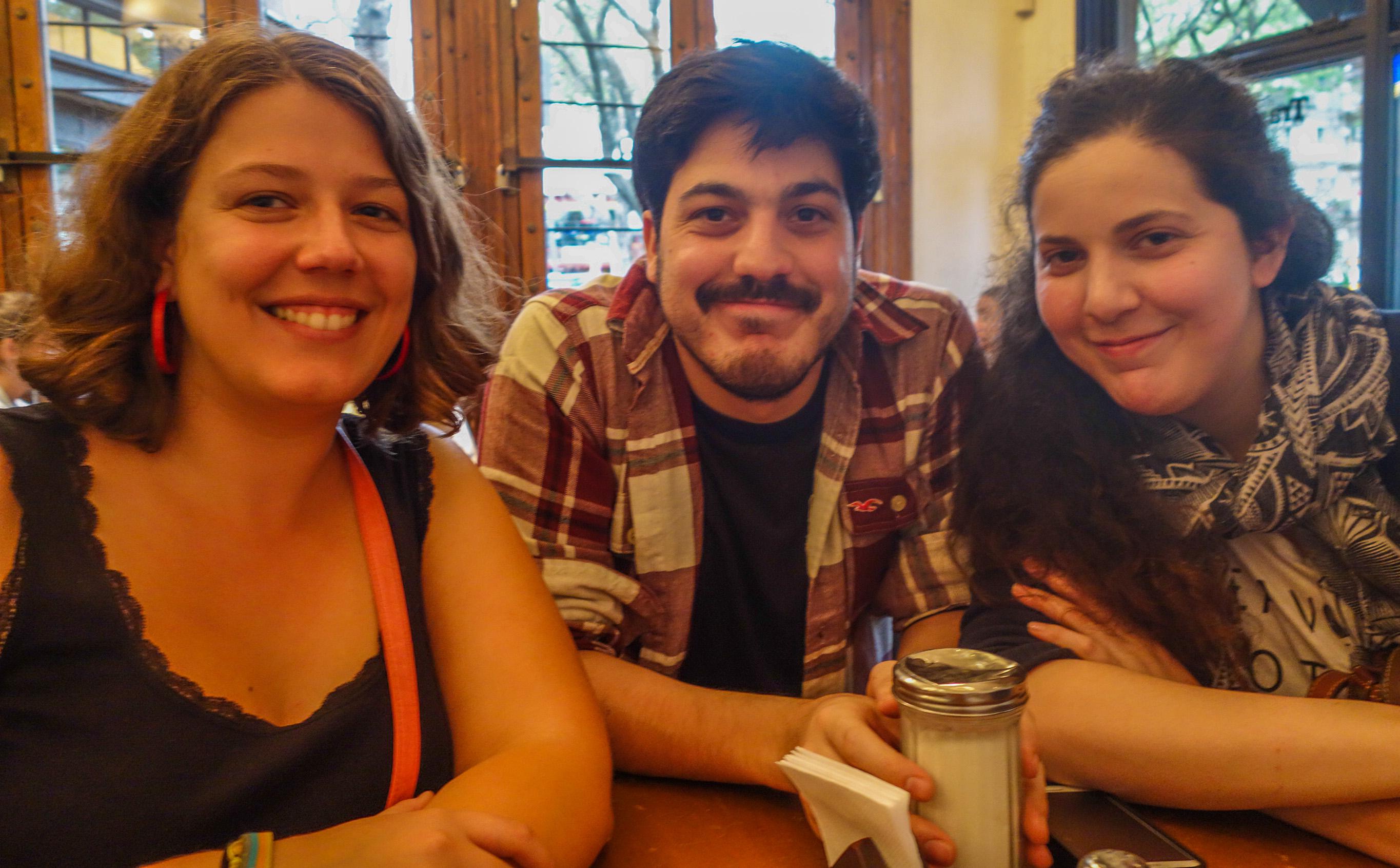 Amités à Buenos Aires
