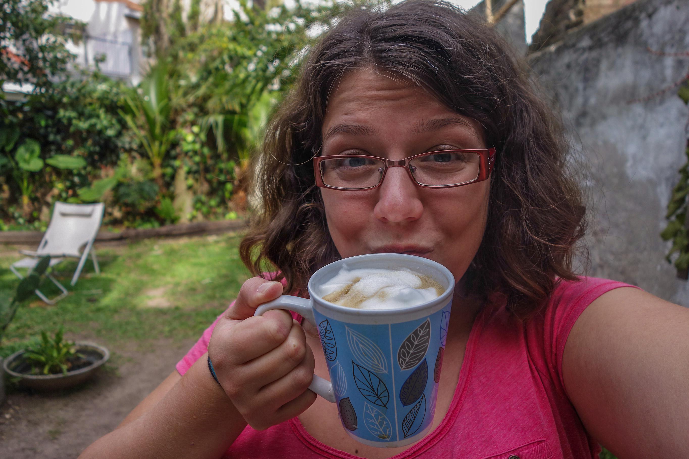 Café à Buenos Aires