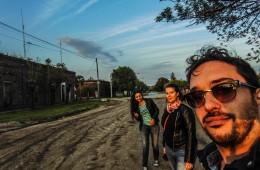 Notre équipe de road-trip à San Antonio de Areco