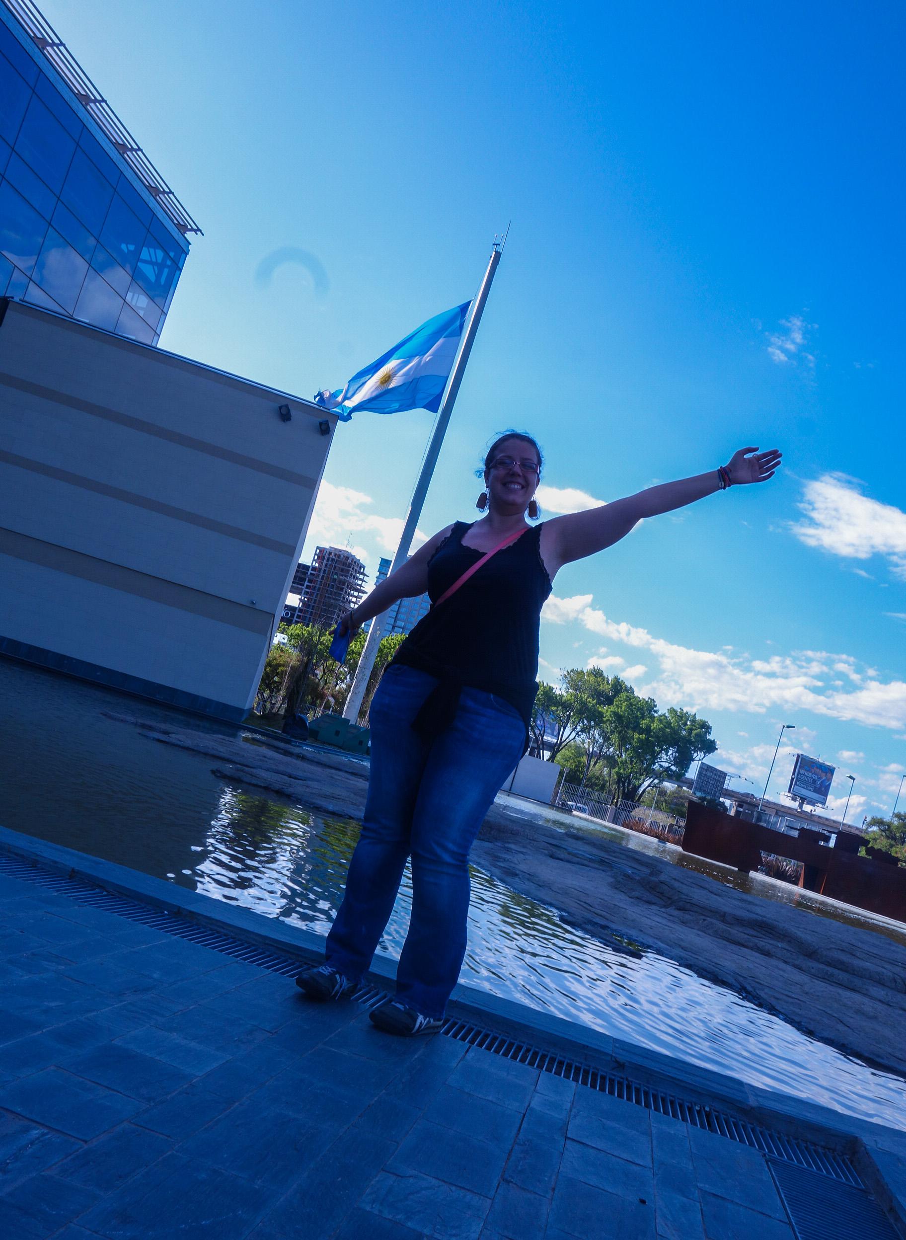 Bienvenue en Argentine