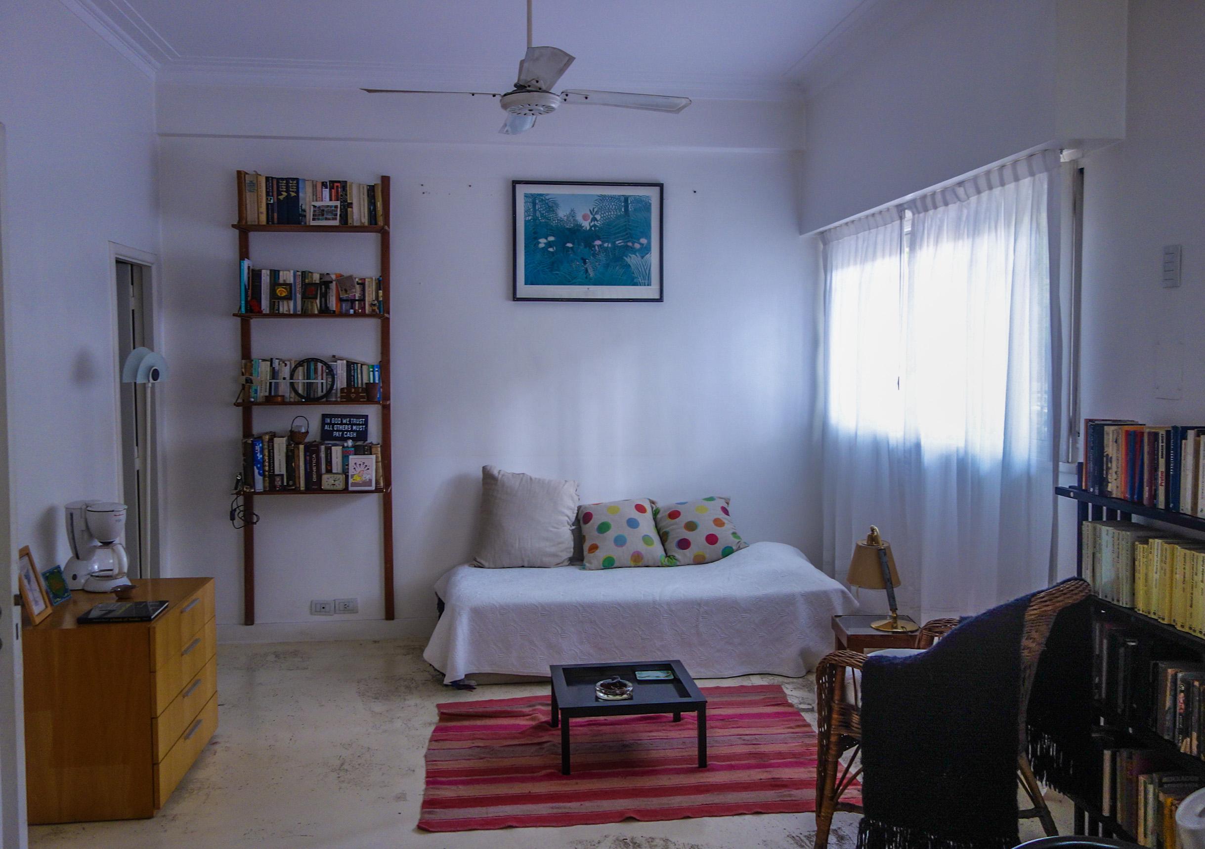 Ma chambre à Vincentez Lopez