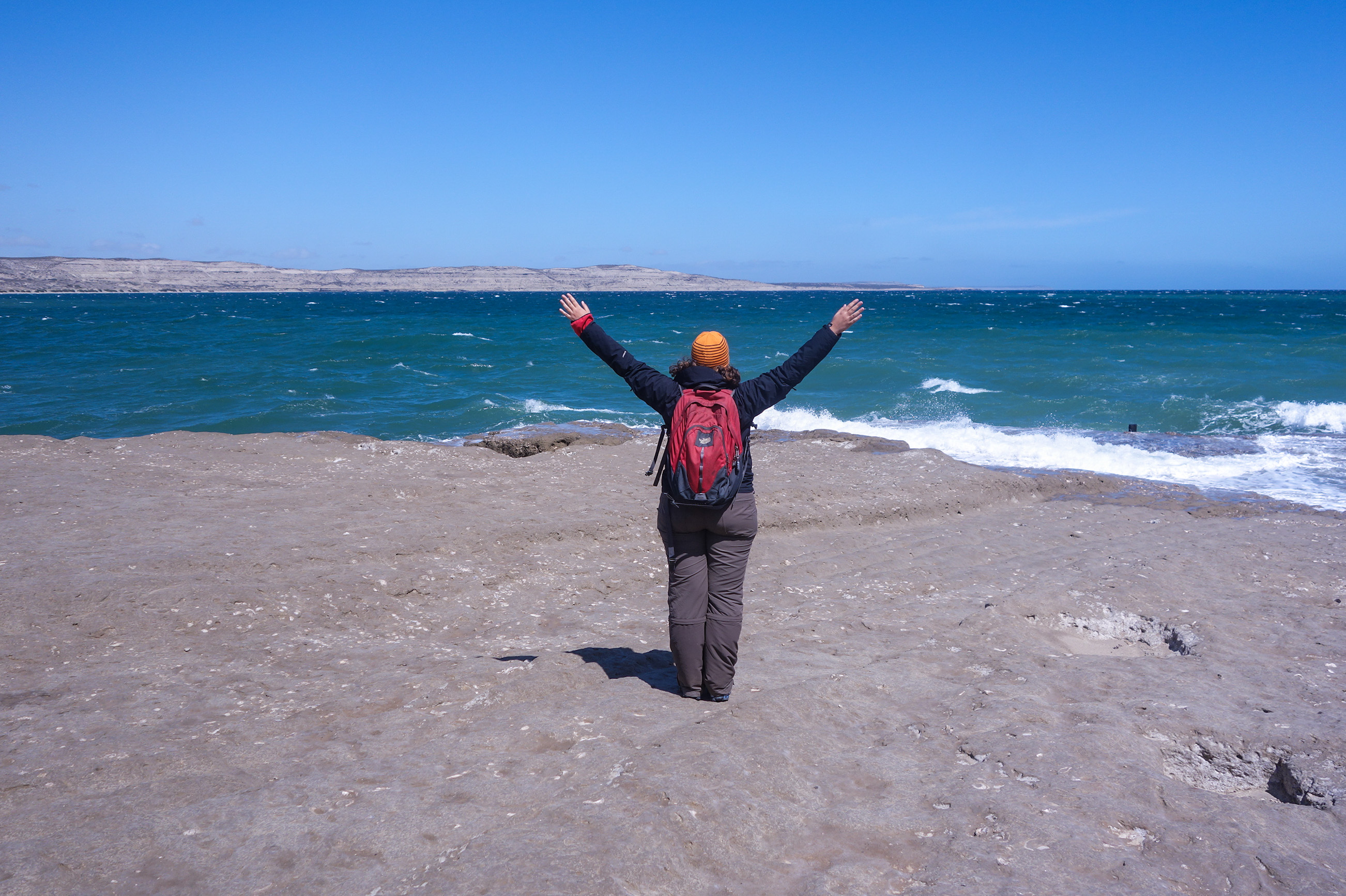 Je suis nomade et heureuse