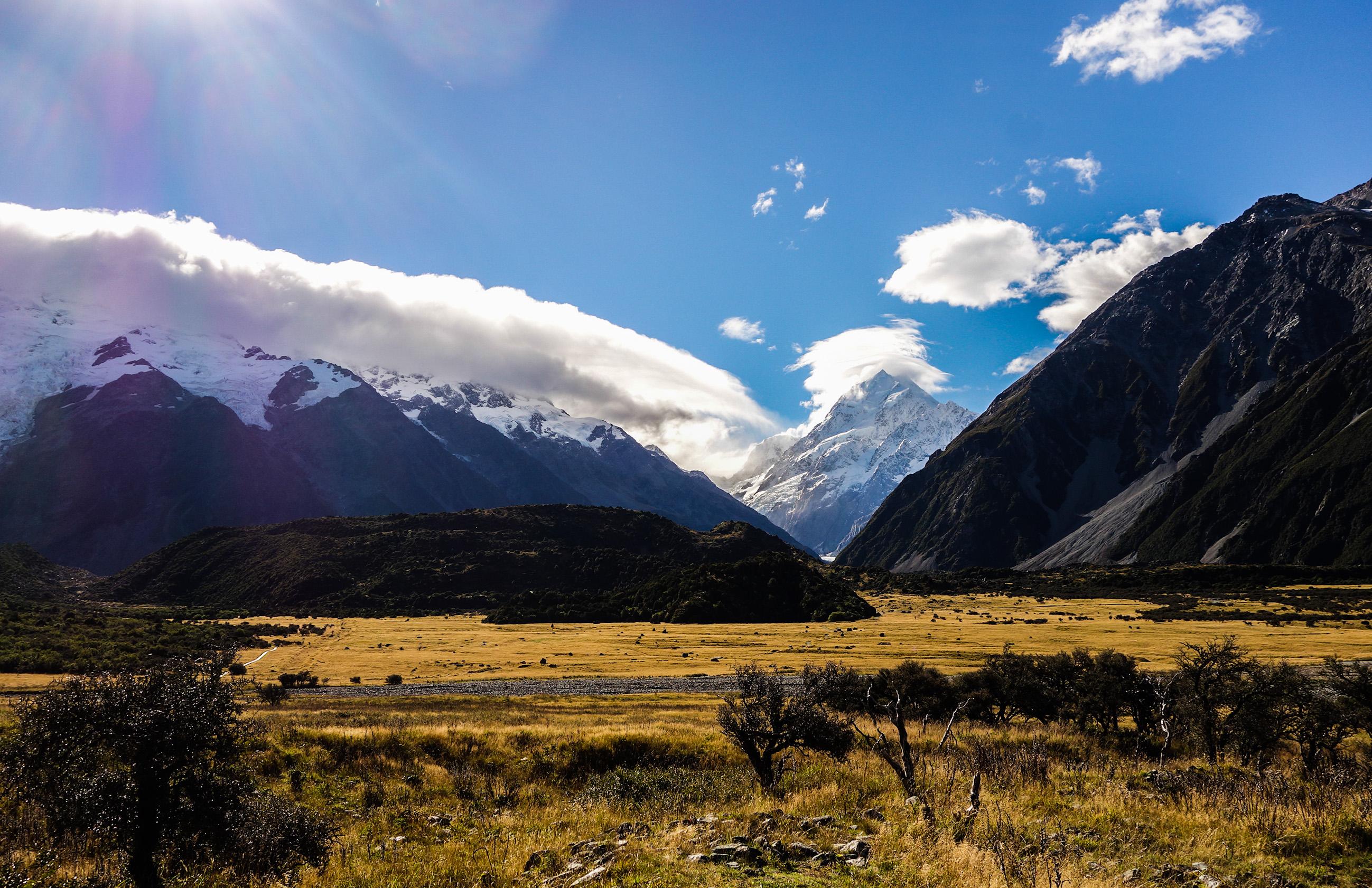 Video Nouvelle Zelande Gallery: Mes Deux Coups De Cœur En Nouvelle-Zélande: Mont Cook Et
