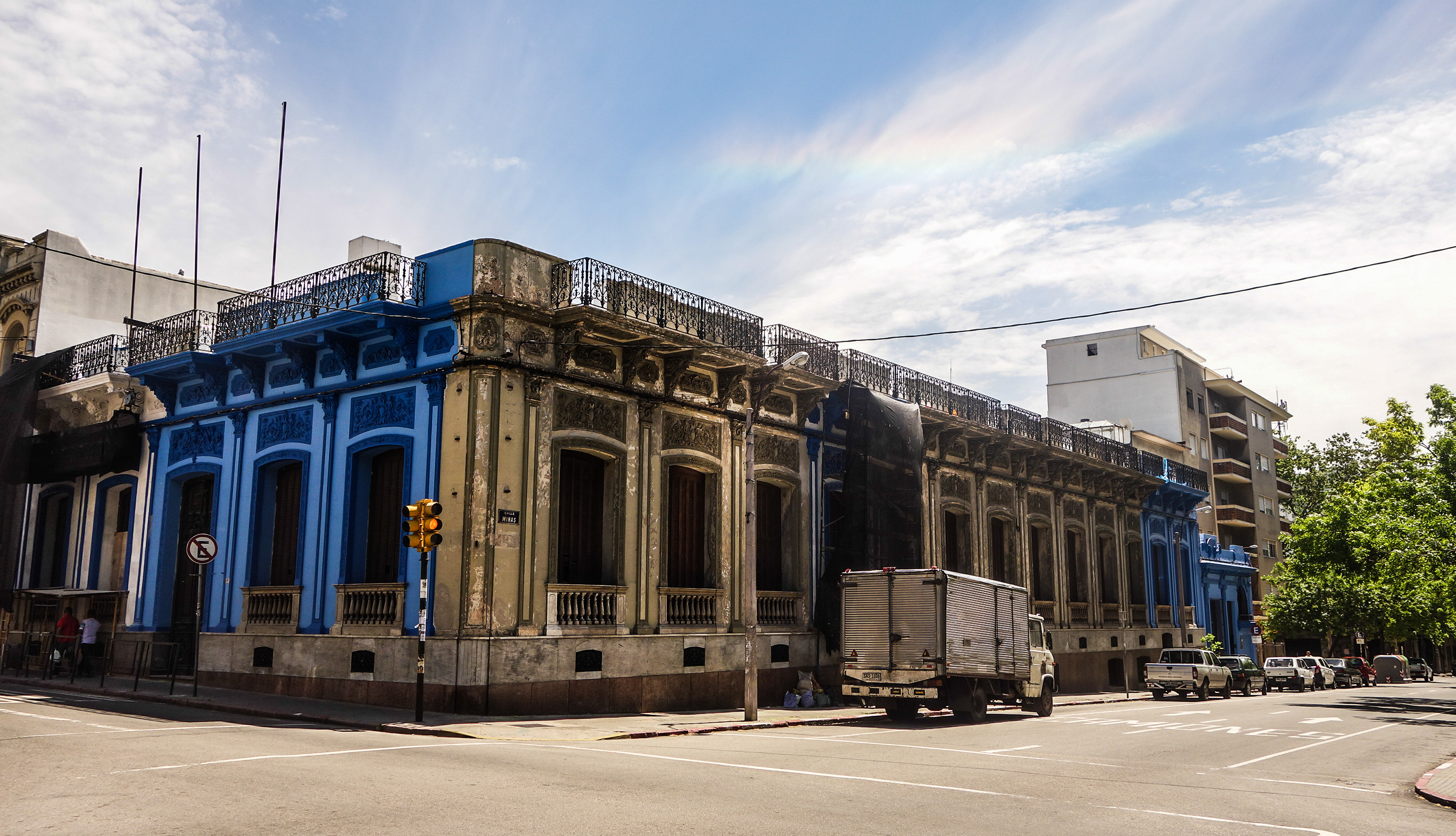 Montevideo, capitale de l'Uruguay
