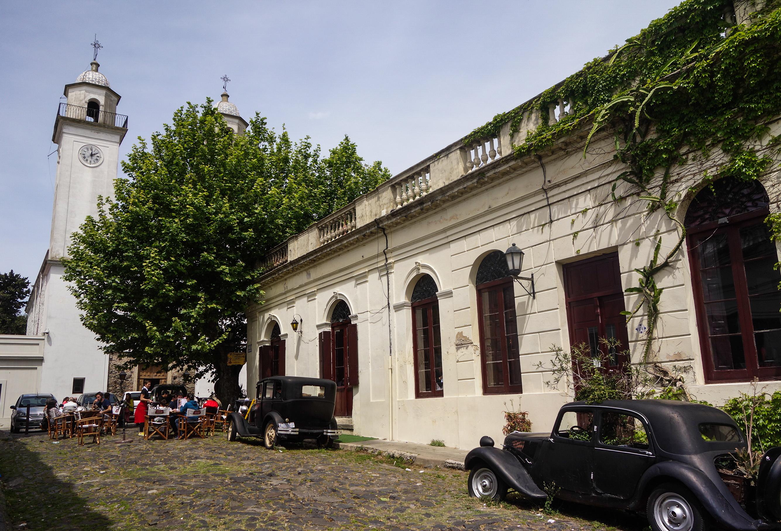 Colonia del Sacramento en Uruguay
