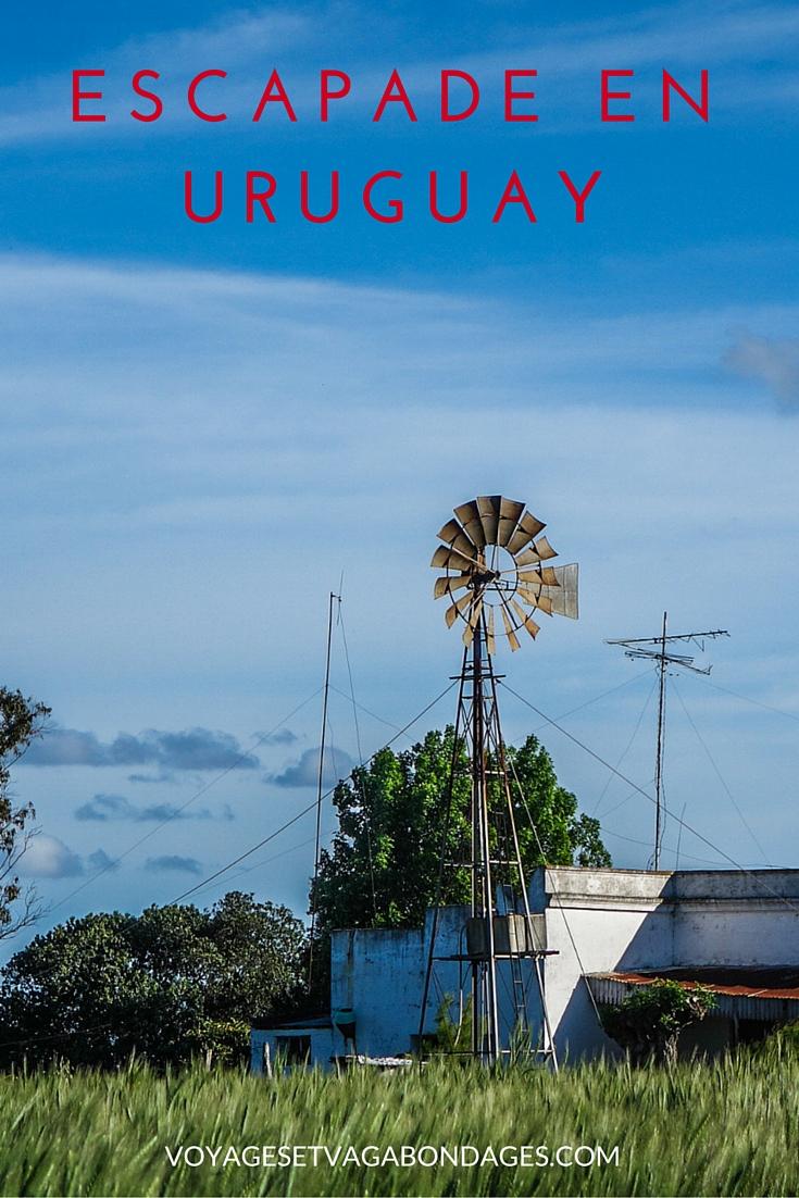 Escapade en Uruguay