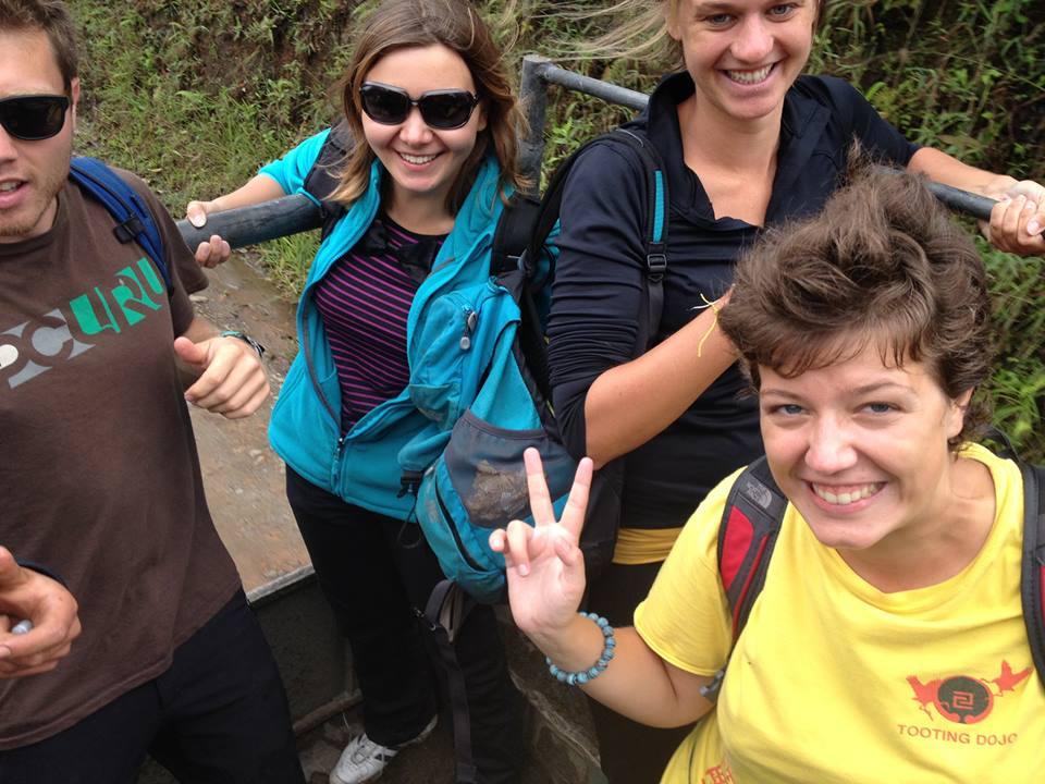 Faire du stop à 6 en Colombie, c'est possible
