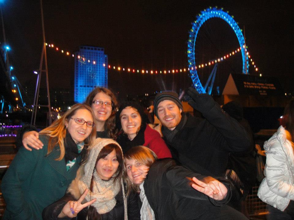 Fêter le Nouvel An à Londres