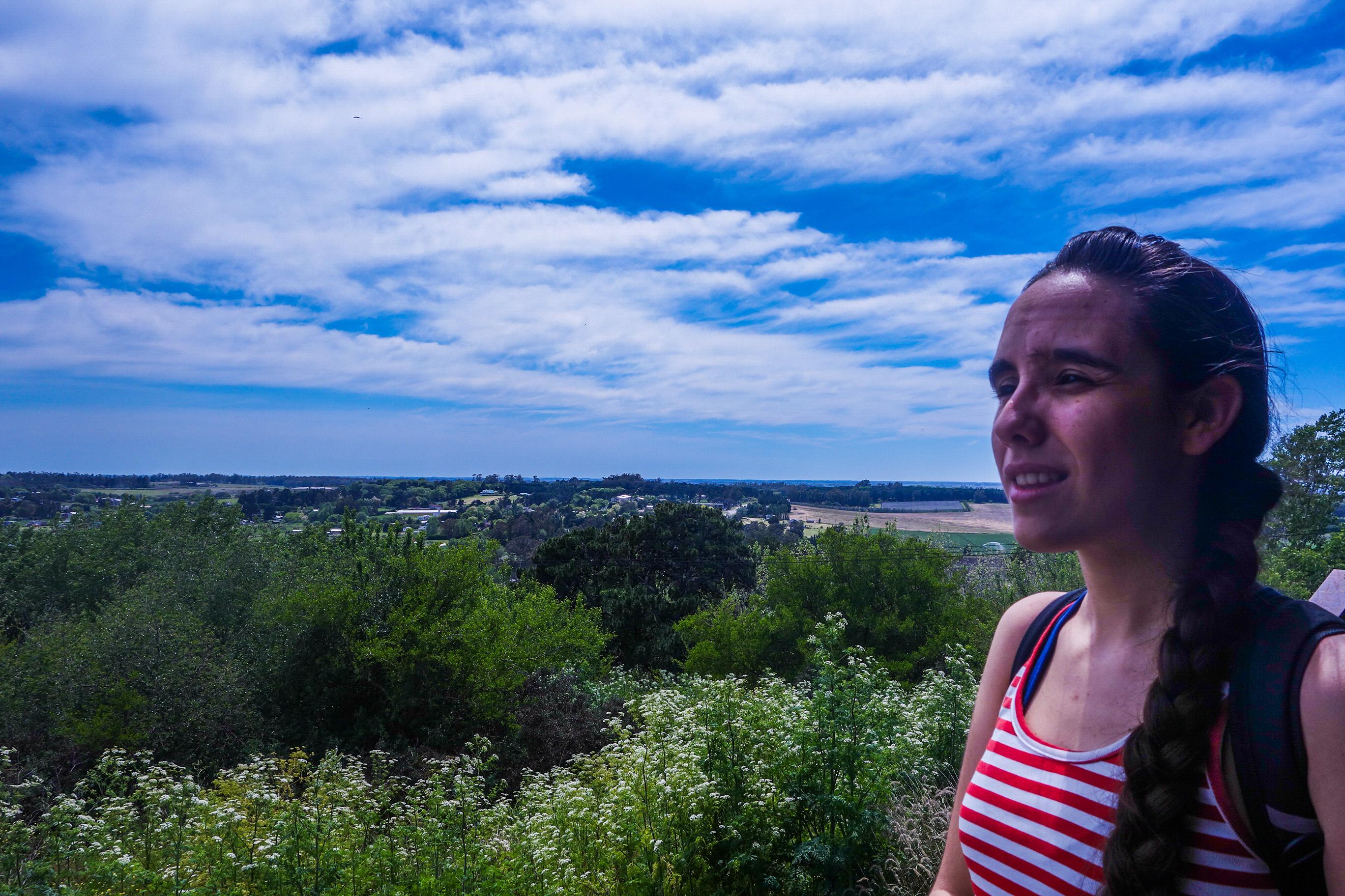 Erika à Mar del Plata