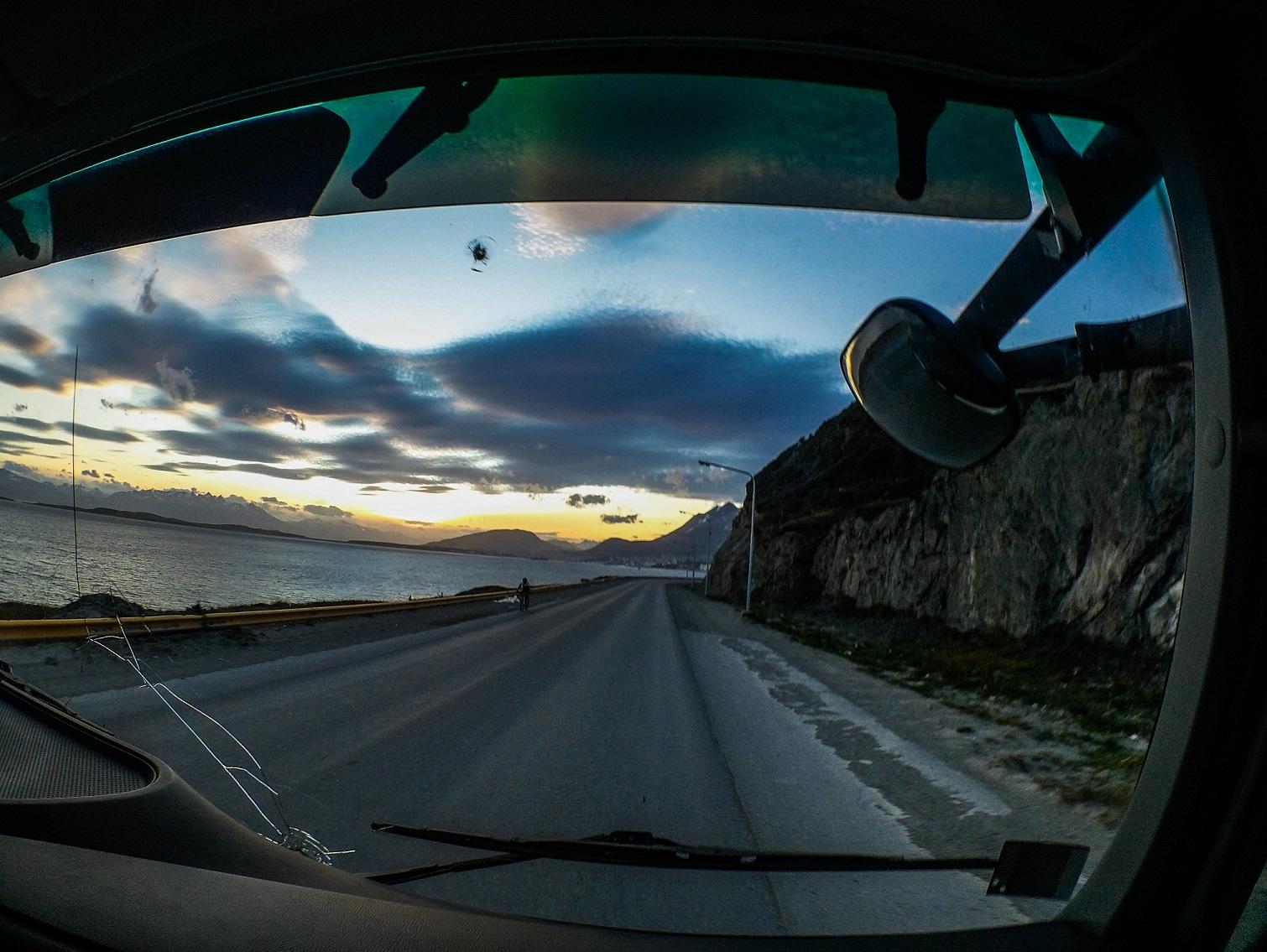 Sur les routes de la Patagonie en autostop